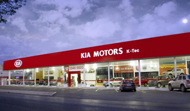 Imagem ilustrativa da notícia: Kia projeta crescimento de 25%