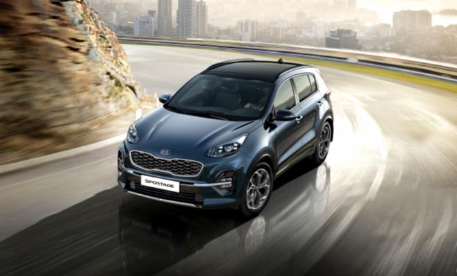 Imagem ilustrativa da notícia: Importado mais vendido foi o Kia Sportage