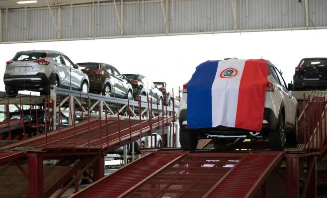 Imagem ilustrativa da notícia: Nissan já exporta Kicks para o Paraguai