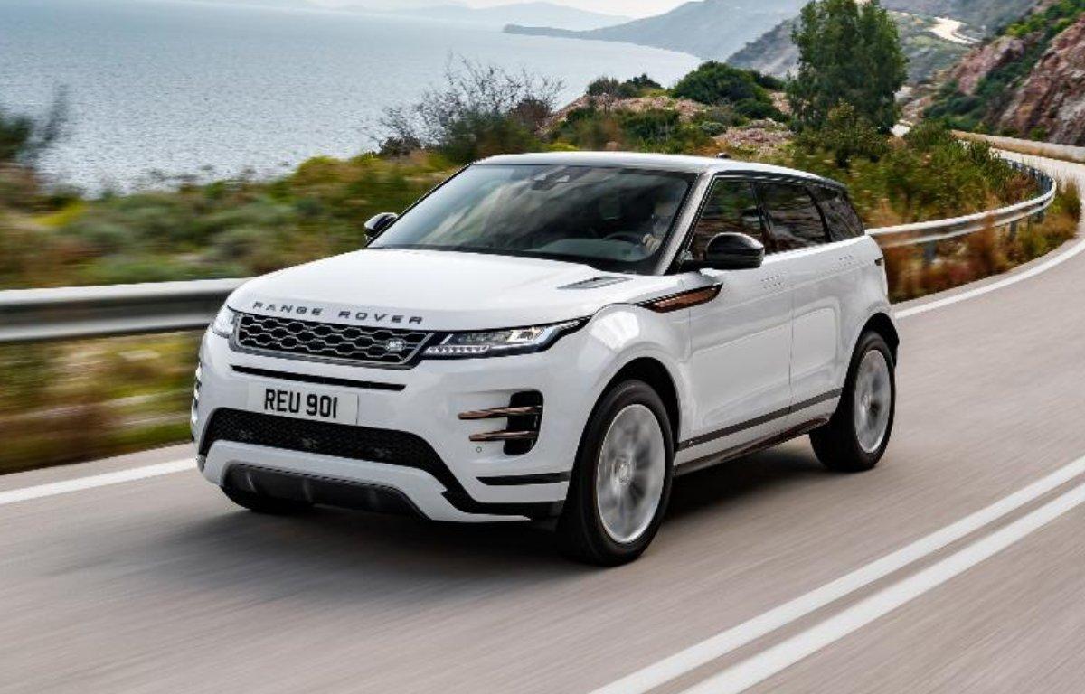 Imagem ilustrativa da notícia: Land Rover importa versão de entrada do Range Rover Evoque