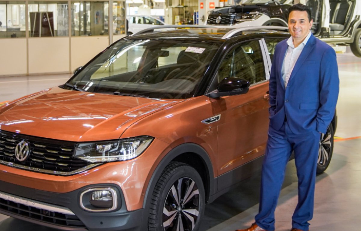 Imagem ilustrativa da notícia: Leandro de Oliveira assume a VW de São José dos Pinhais