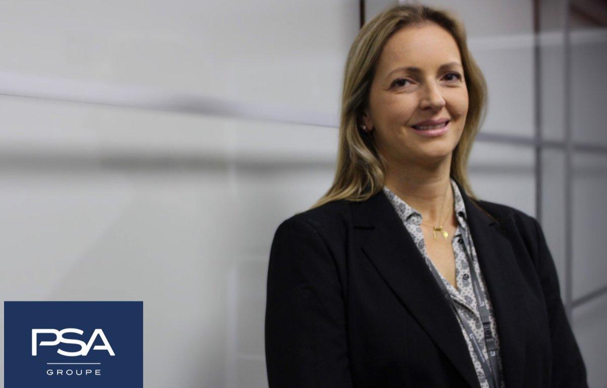 Imagem ilustrativa da notícia: Na PSA Lindaura Prado é a nova VP de RH