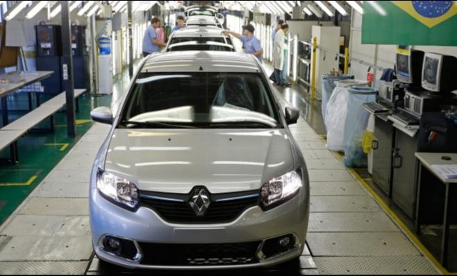 Imagem ilustrativa da notícia: Grupo Renault teve o melhor resultado financeiro de sua história em 2017