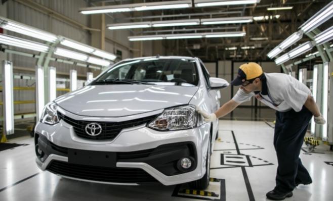 Imagem ilustrativa da notícia: Toyota expande produção e quadro