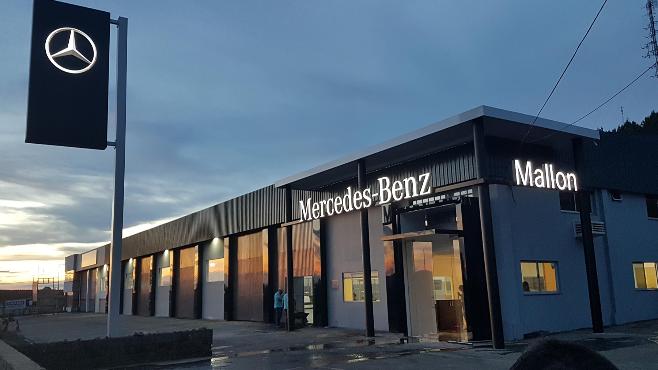 Imagem ilustrativa da notícia: Mercedes-Benz tem nova concessionária em Lages