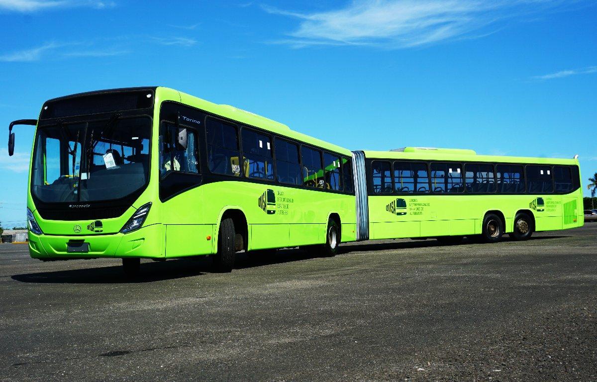 Imagem ilustrativa da notícia: M-B exporta 130 chassis para República Dominicana