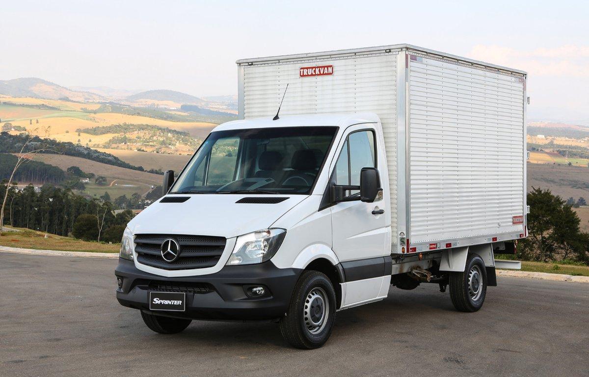Imagem ilustrativa da notícia: Crédito turbina as vendas de chassis Sprinter