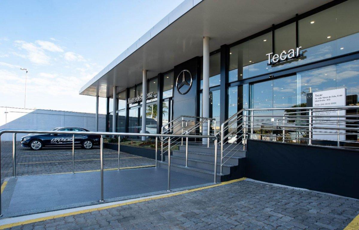 Imagem ilustrativa da notícia: Uberlândia tem nova concessionária Mercedes-Benz