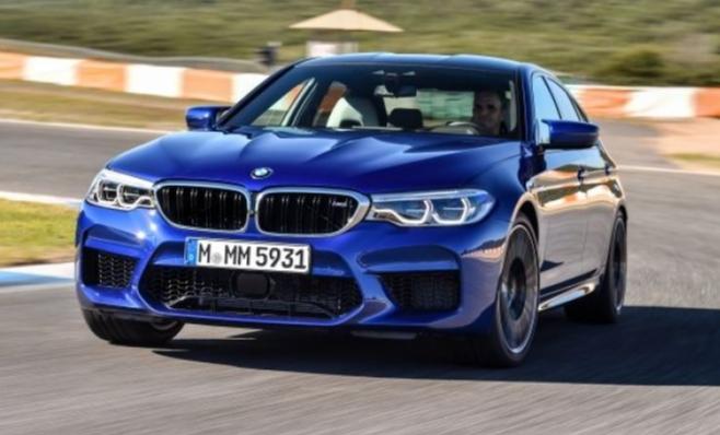 Imagem ilustrativa da notícia: BMW M5 chega às concessionárias por R$ 695 mil