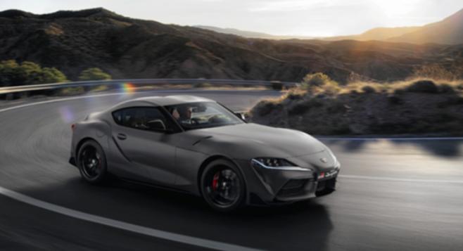 Imagem ilustrativa da notícia: Magna produzirá chassi do Toyota Supra na Áustria