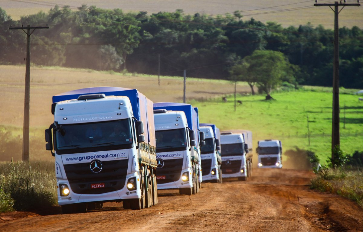 Imagem ilustrativa da notícia: Caminhões têm o melhor mês desde 2014