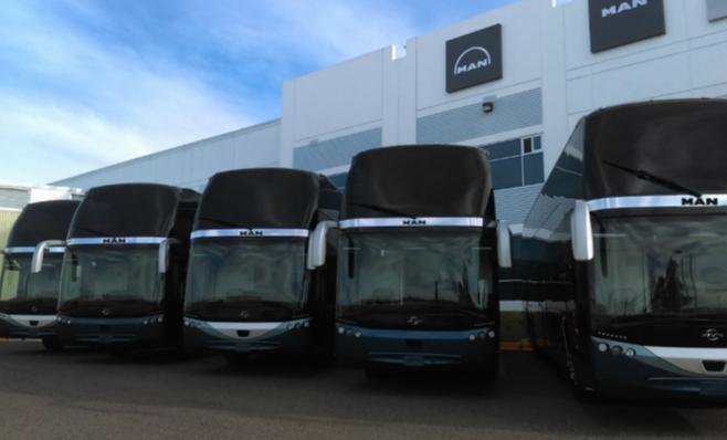 Imagem ilustrativa da notícia: MAN realiza maior venda de ônibus no México