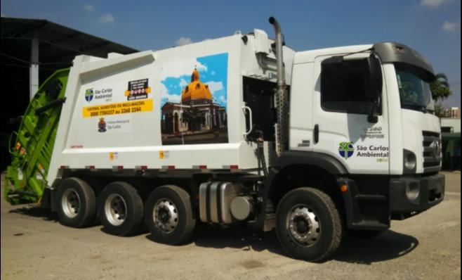 Imagem ilustrativa da notícia: VW Caminhões e Ônibus apresenta novo veículo para coleta de resíduos