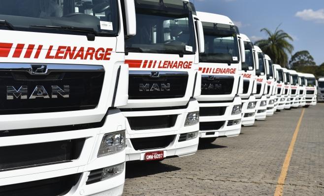 Imagem ilustrativa da notícia: MAN vende 70 caminhões à transportadora de MG