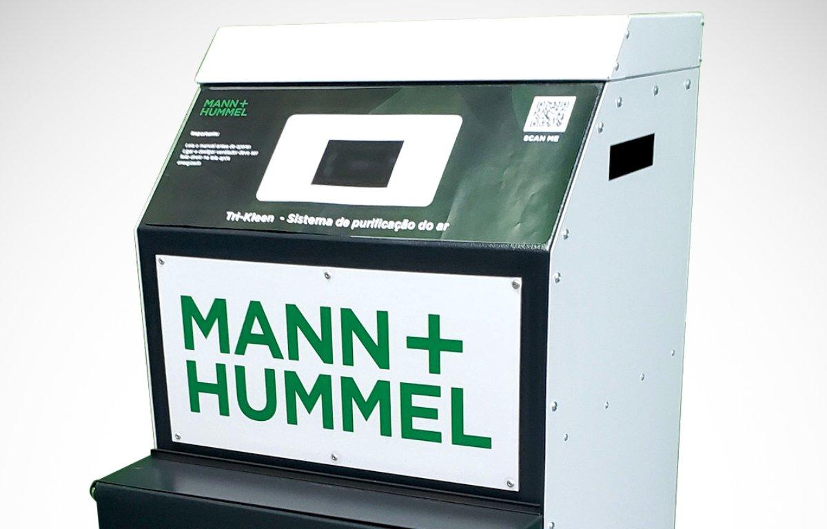 Imagem ilustrativa da notícia: Mann+Hummel desenvolve filtro para uso em saúde