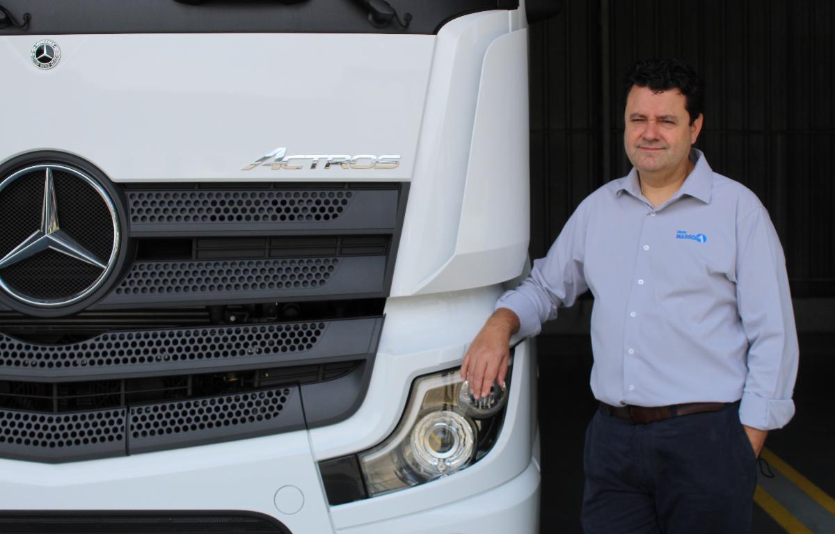 Imagem ilustrativa da notícia: Marbor busca expandir frota de caminhões para locação