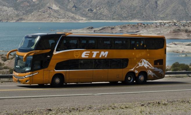 Imagem ilustrativa da notícia: Marcopolo produz mais de cem ônibus da linha New G7