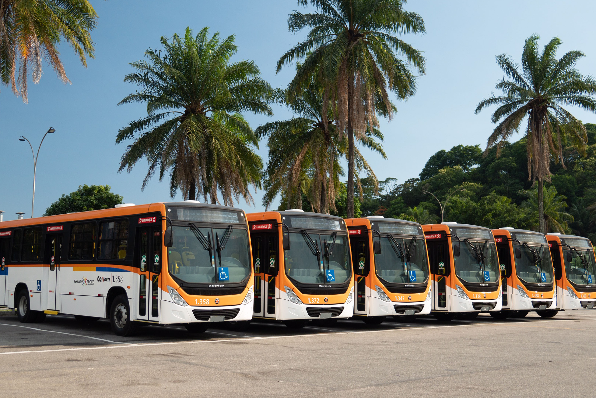 Imagem ilustrativa da notícia: Marcopolo vende 89 ônibus em Olinda