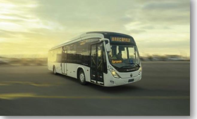 Imagem ilustrativa da notícia: Marcopolo vende 300 ônibus para a Nigéria