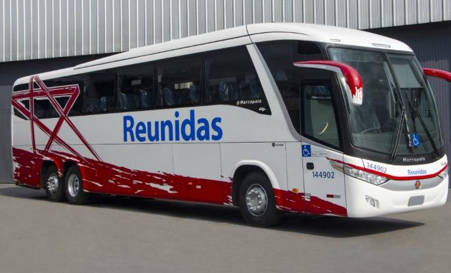 Imagem ilustrativa da notícia: Marcopolo vende seis ônibus rodoviários para a Reunidas