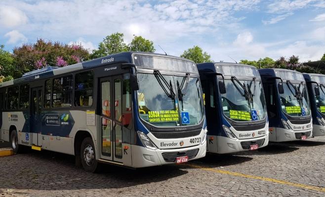 Imagem ilustrativa da notícia: Marcopolo vende 35 ônibus para o Grupo Anchieta