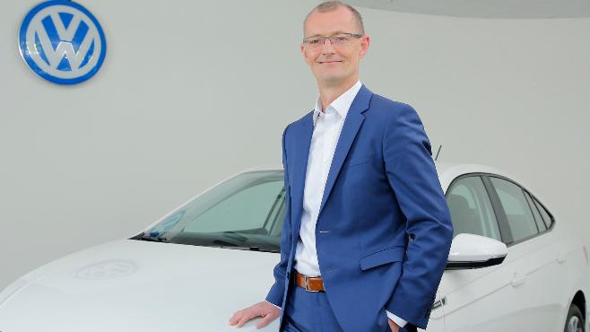 Imagem ilustrativa da notícia: Martin Fries é o novo VP de suprimentos da VW Brasil