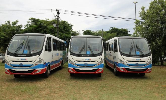 Imagem ilustrativa da notícia: MAN fornecerá 100 ônibus ao governo da Bahia