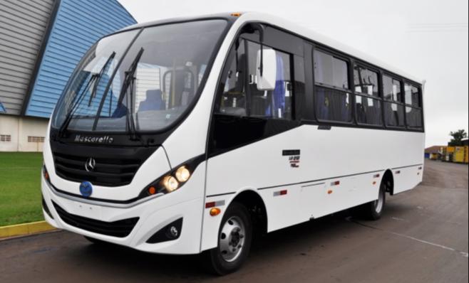Imagem ilustrativa da notícia: Mercedes-Benz fornecerá 905 micro-ônibus rodoviários ao governo de MG