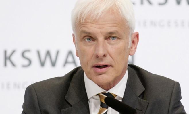 Imagem ilustrativa da notícia: Grupo VW pode ter novo CEO