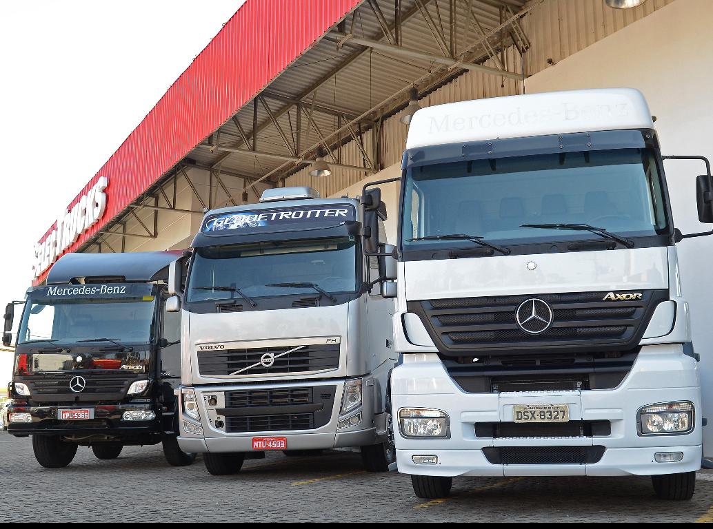 Imagem ilustrativa da notícia: Negócios com caminhões seminovos entram na mira das montadoras
