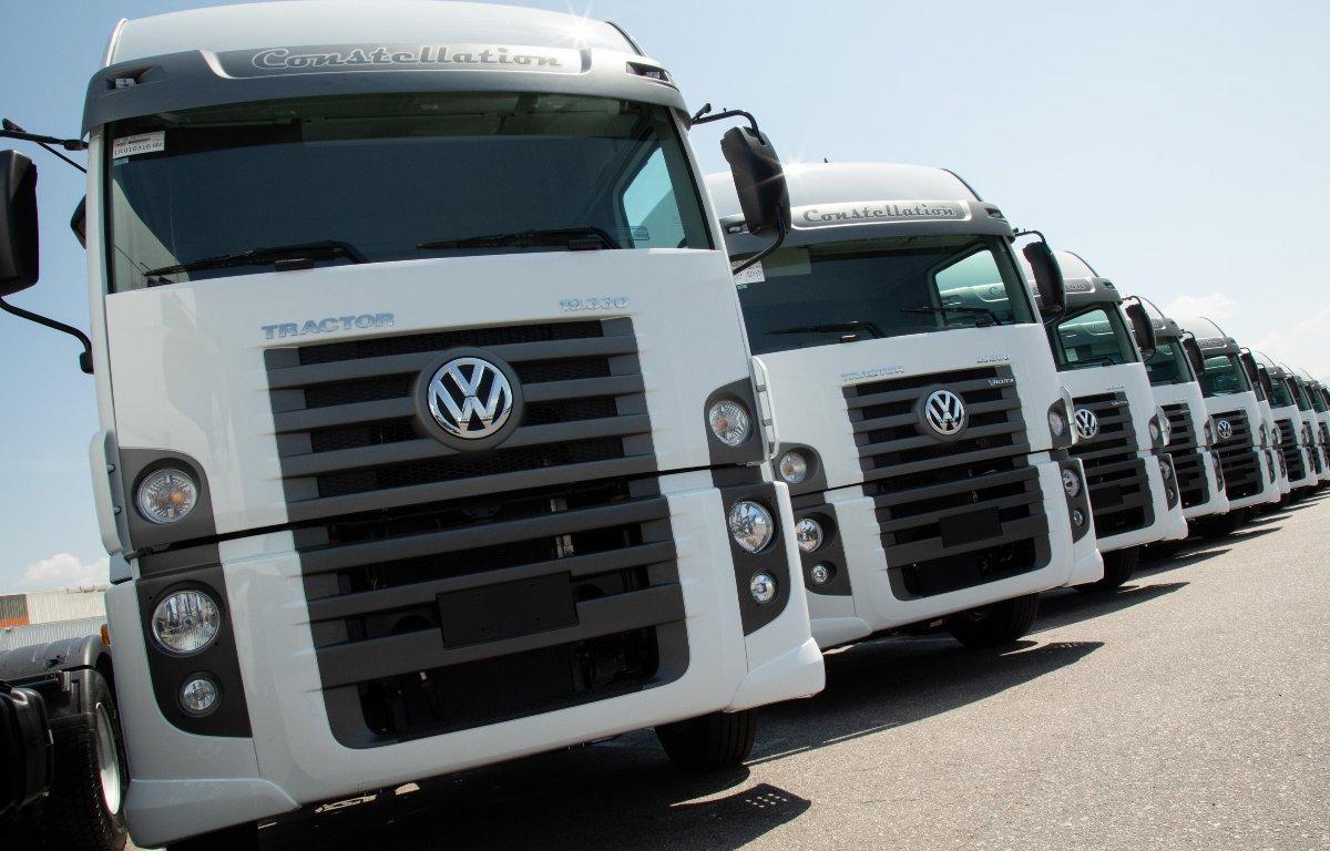 Imagem ilustrativa da notícia: Indústria deve deixar de vender 10 mil caminhões