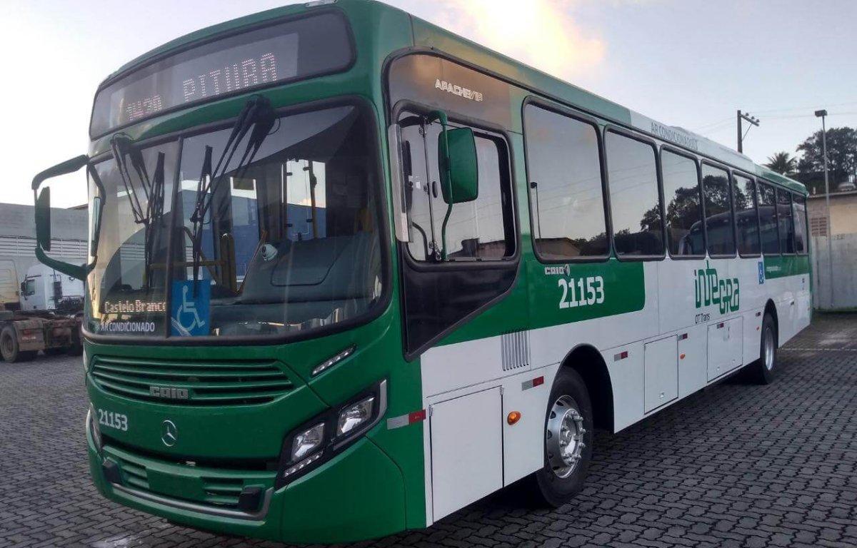 Imagem ilustrativa da notícia: Salvador recebe 170 chassis Mercedes-Benz