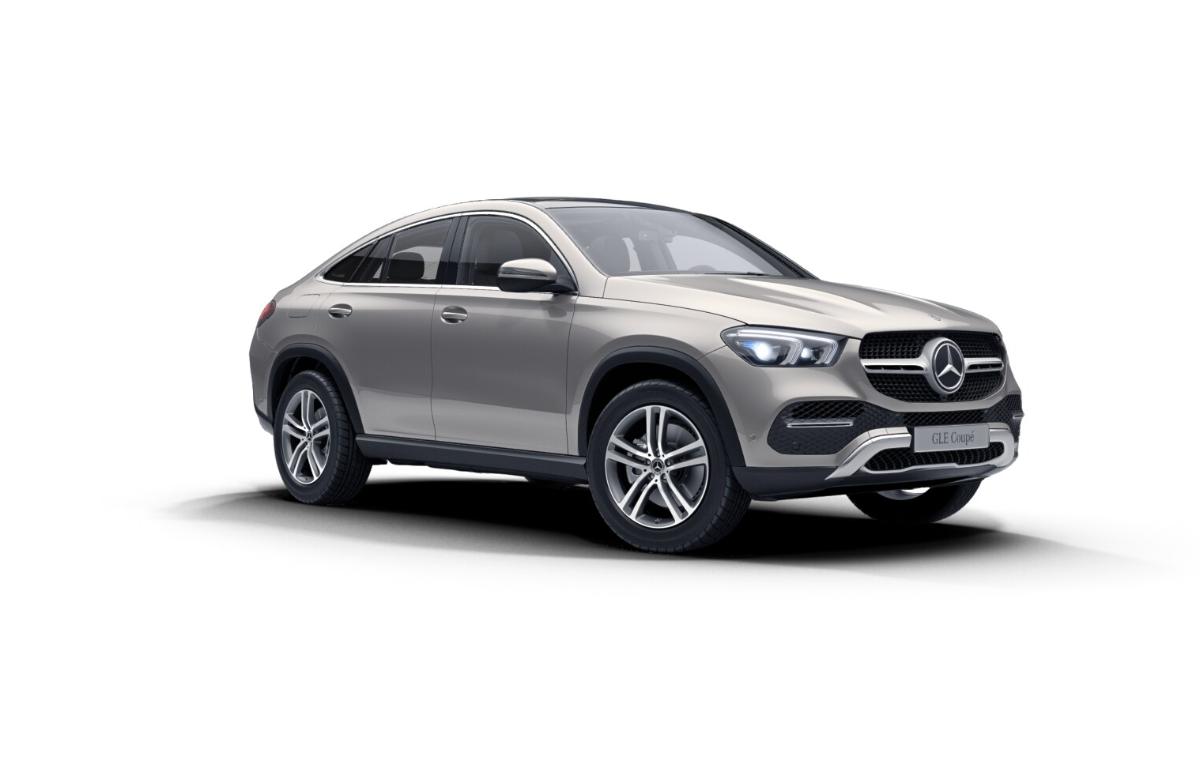 Imagem ilustrativa da notícia: Mercedes-Benz abre pré-venda do GLE Coupé