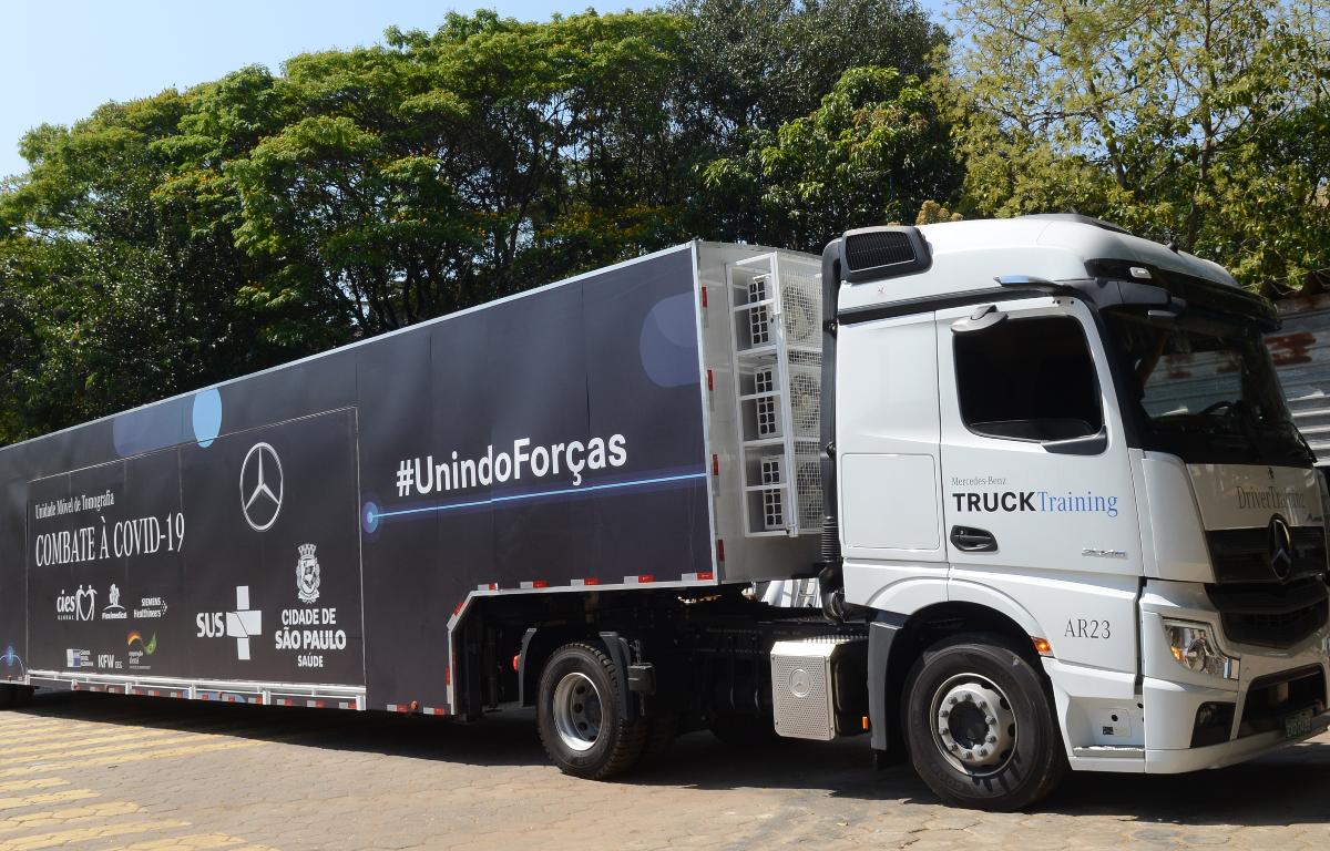 Imagem ilustrativa da notícia: Mercedes-Benz e governo alemão ampliam parceria em saúde
