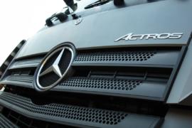 Imagem ilustrativa da notícia: Mercedes-Benz lidera mercado brasileiro de caminhões
