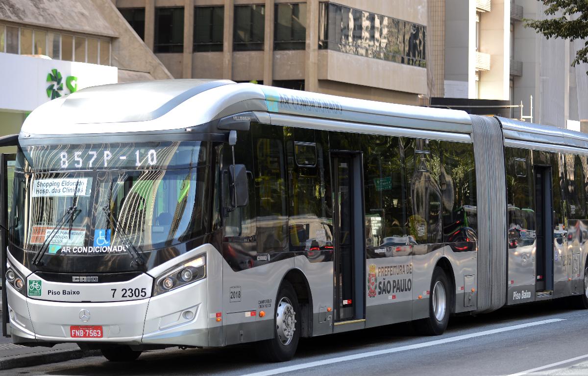 Imagem ilustrativa da notícia: Mercedes-Benz terá campanha para estimular o ônibus