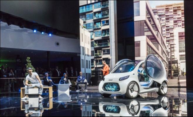 Imagem ilustrativa da notícia: Mercedes-Benz investirá 11 bilhões de euro em elétricos