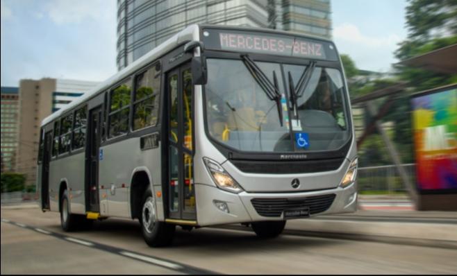 Imagem ilustrativa da notícia: M-Benz vende 150 ônibus para empresas do Recife