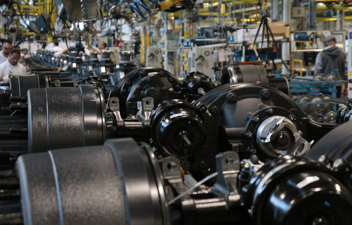 Imagem ilustrativa da notícia: Meritor suspende investimento em nova fábrica