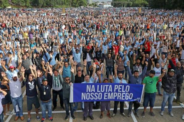 Imagem ilustrativa da notícia: Metalúrgicos seguem na luta por Taboão