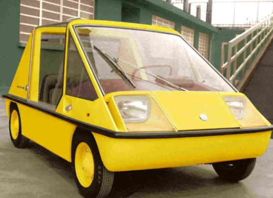 Imagem ilustrativa da notícia: Miau expõe primeiro carro-conceito brasileiro
