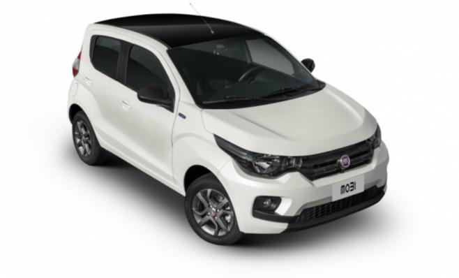 Imagem ilustrativa da notícia: Fiat Mobi ganha série especial Velocity
