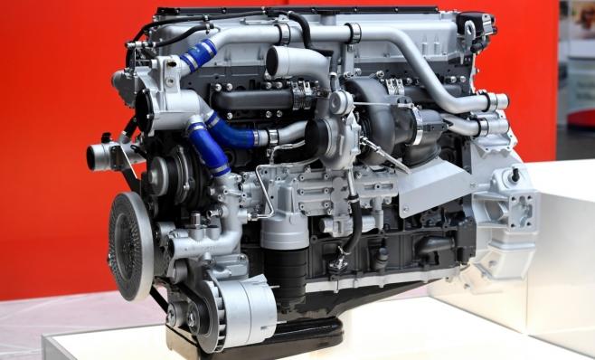Imagem ilustrativa da notícia: FPT apresenta motor a gás para ônibus na Alemanha