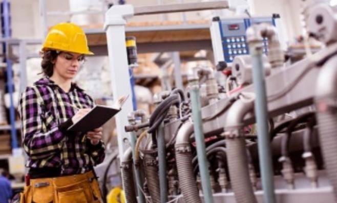 Imagem ilustrativa da notícia: Aumenta a participação feminina no setor industrial