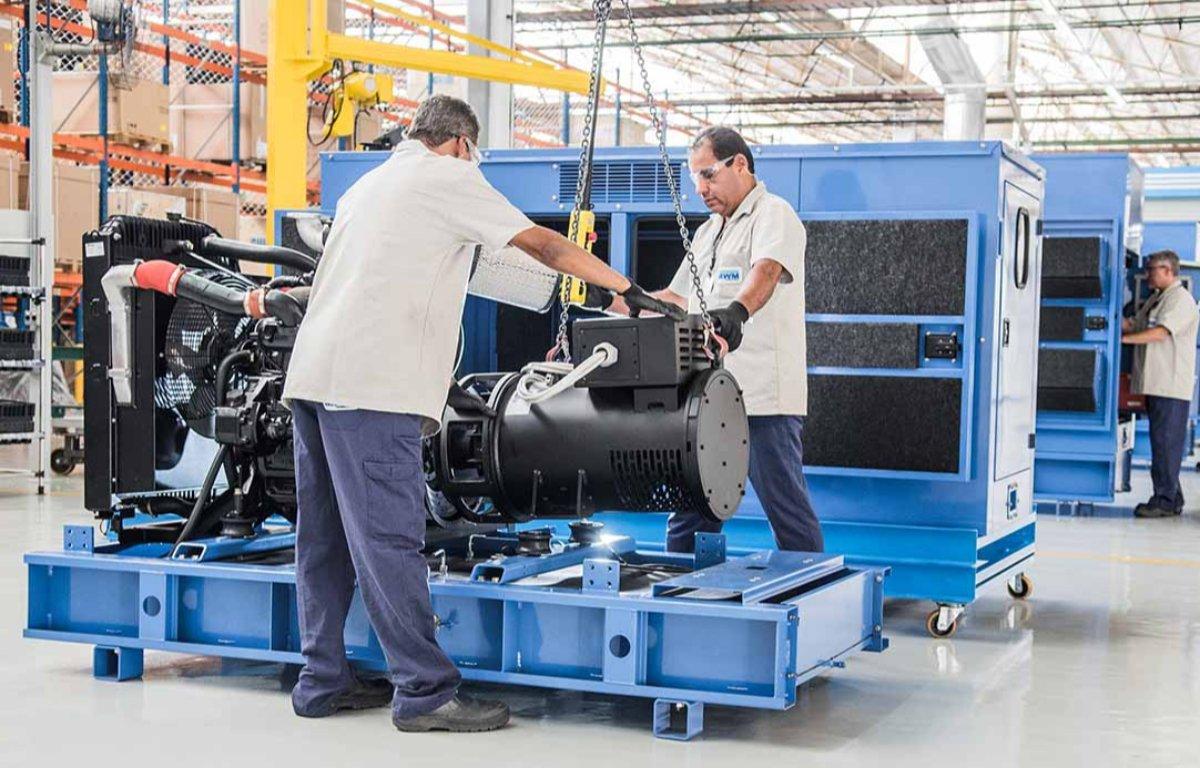 Imagem ilustrativa da notícia: MWM expande em 20% a produtividade em geradores