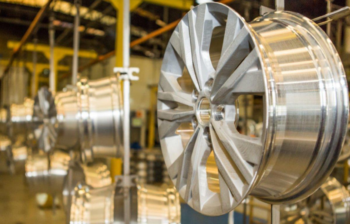 Imagem ilustrativa da notícia: Neo Rodas: dois milhões de rodas produzidas.