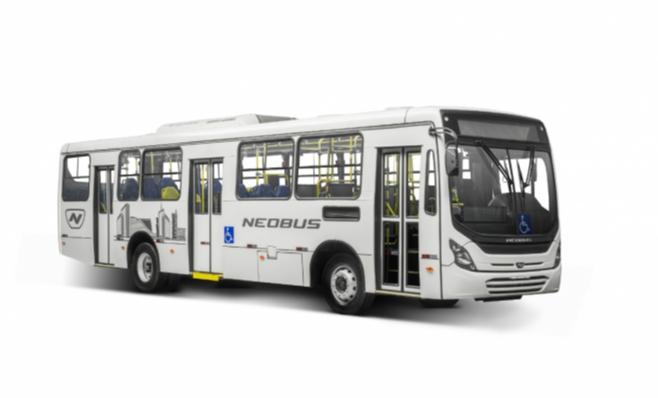 Imagem ilustrativa da notícia: Neobus apresenta New Mega, seu novo urbano