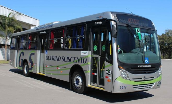 Imagem ilustrativa da notícia: Neobus vende dez ônibus urbanos a operadora de SP