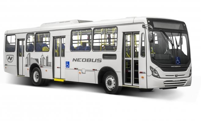 Imagem ilustrativa da notícia: Neobus vende 20 ônibus para Viamão