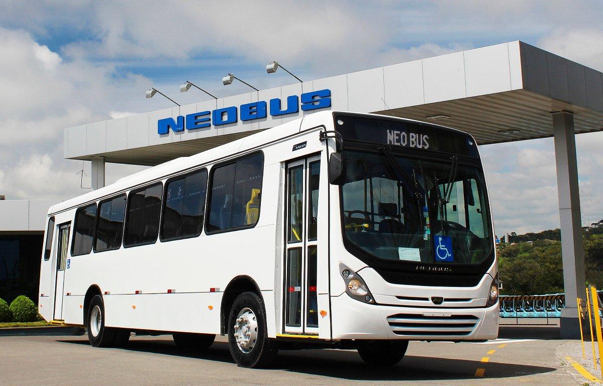 Imagem ilustrativa da notícia: Neobus vende oito ônibus urbanos para a Sustentare